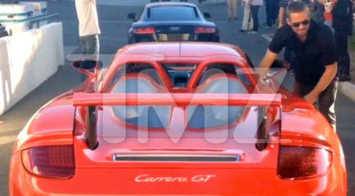 Paul Walker Trafik Kazasında Hayatını Kaybetti (8 fotoğraf video)