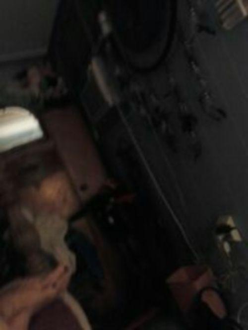 Призраки дома, построенного на индейском кладбище (8 фото)