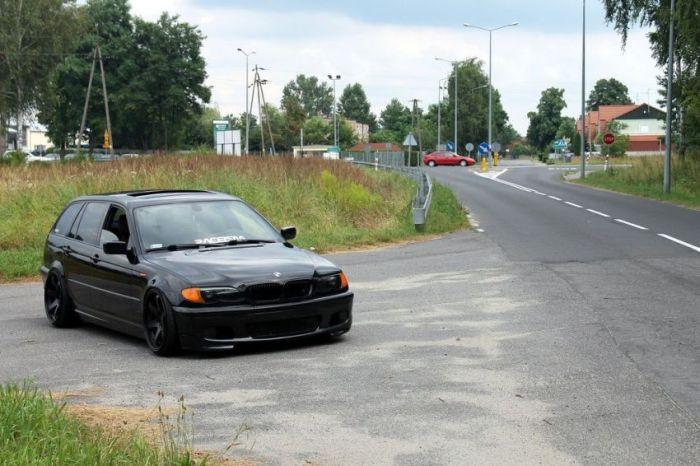 Крутой тюнинг автомобилей (64 фото)