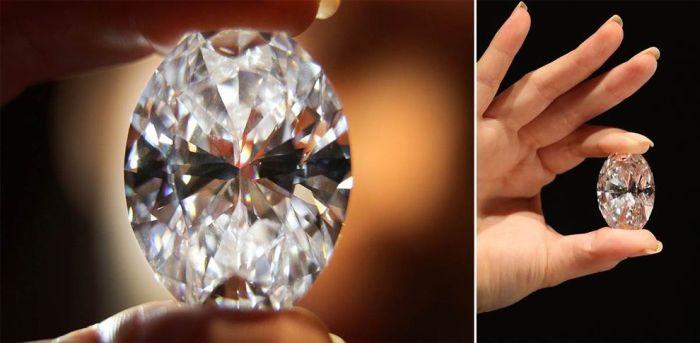 Безупречные формы: 15 бриллиантов и 36 моделей