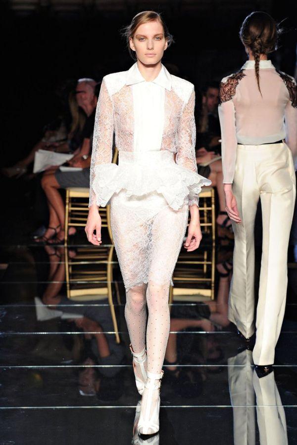 Странная дизайнерская мода (29 фото)
