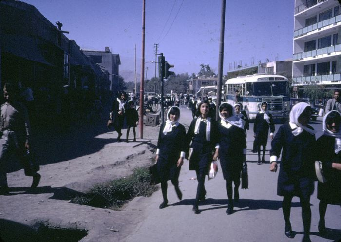 Мирный Афганистан до начала войны (28 фото)
