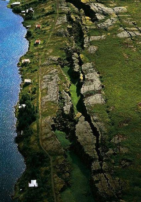 Загородные дома вдали от цивилизации (40 фото)