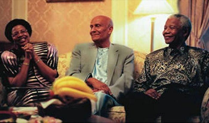 Факты из жизни Нельсона Манделы (25 фото)