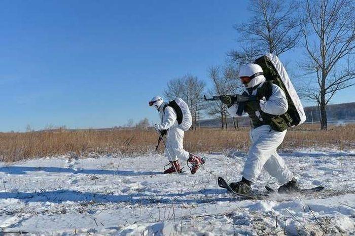 Шойгу создает специальную арктическую группировку войск (19 фото + видео)
