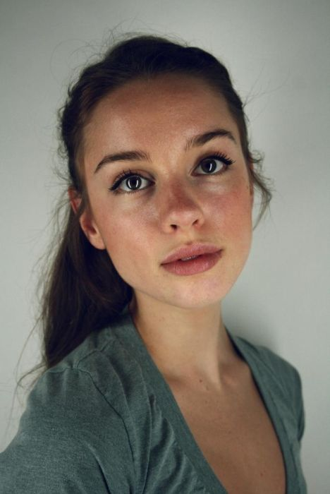 Милые девушки из соц сетей (60 фото)
