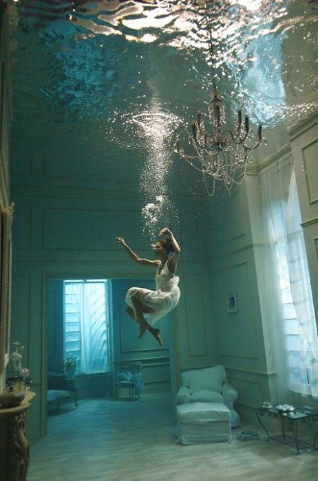 Как создаются подводные снимки (41 фото)
