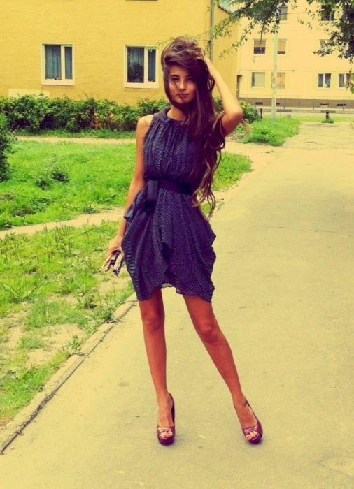 Одна из самых привлекательных российских моделей (53 фото)