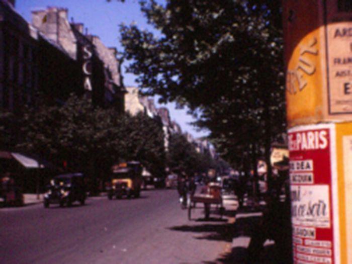Цветные снимки Второй Мировой войны (87 фото)