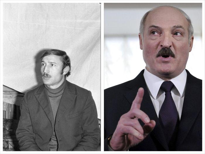 Известные политики в молодости и сейчас (17 фото)