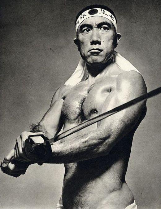 Аутентичные снимки японских самураев (38 фото)