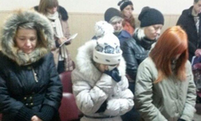 Школьницам, которые хотели повесить одноклассницу, дали по три года (7 фото + видео)