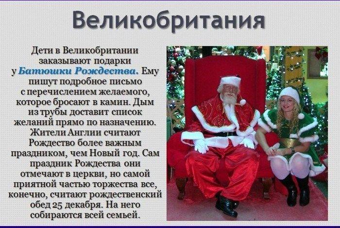 """""""Дед Мороз"""" в культуре разных народов и стран (14 фото)"""