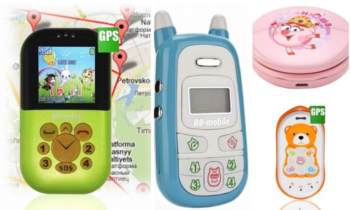 Самые необычные телефоны (9 картинок)