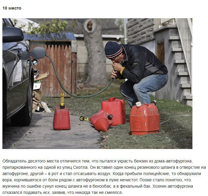 "Главные номинанты на ""премию Дарвина"" за 2013 год (10 фото)"