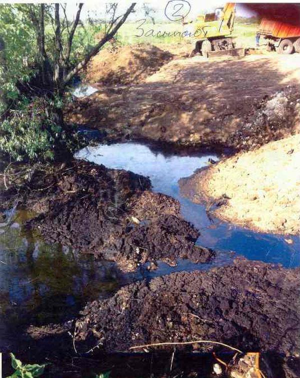 Нефть в Подмосковье (5 фото)