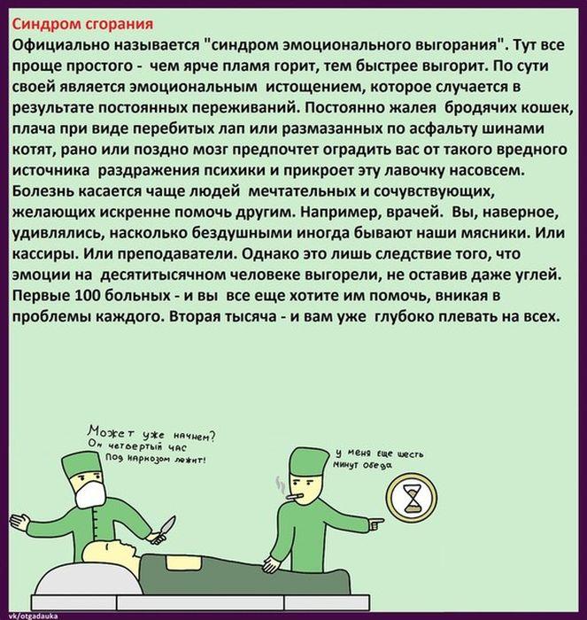 Факты о психических заболеваниях (10 картинок)