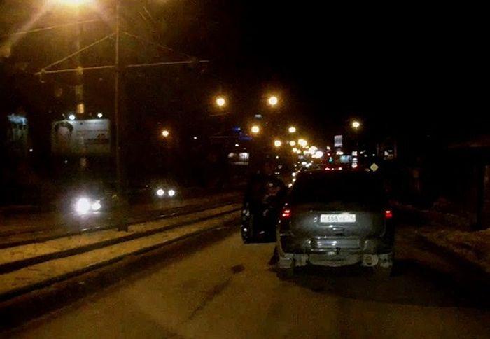 Беспредельщик из Челябинска (4 фото + видео)
