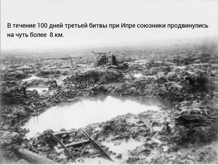 Интересно о Первой Мировой Войне (30 фото)