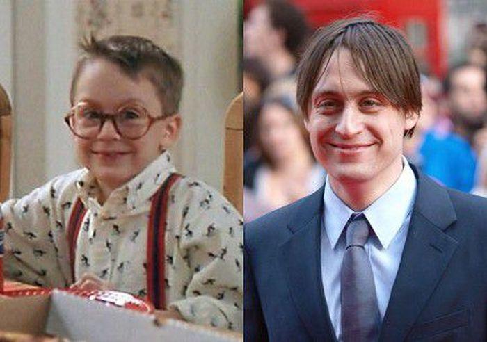 Как изменились актеры из новогодних кинофильмов (14 фото)