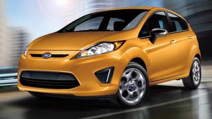 Рейтинг самых покупаемых автомобилей 2013 года (10 фото)