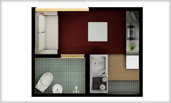 Японский минимализм на наглядном примере (20 фото)