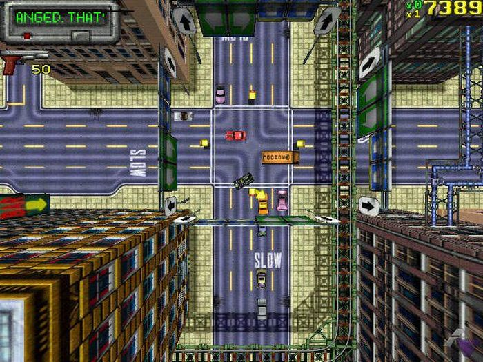 Крутые компьютерные игры из прошлого (10 фото)
