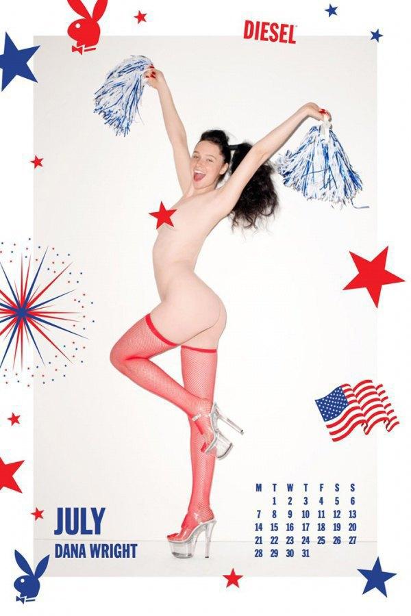 """Календари на 2014 год """"для взрослых"""" (82 фото)"""