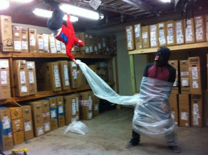 Приколы на рабочем месте. Часть 10 (37 фото)