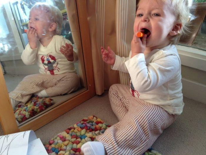 Интереснейшие и малоизвестные факты о зеркалах (10 фото)
