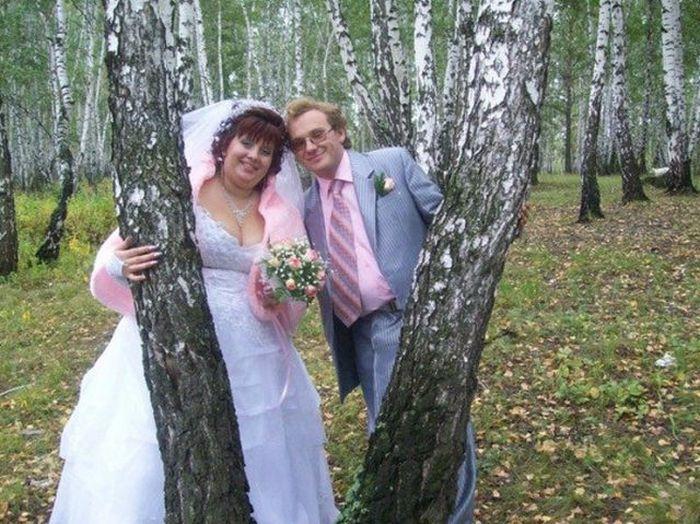 Прикольные ФОТО со свадеб