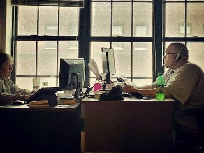 Почему работа в офисе является опасной для здоровья (21 фото)