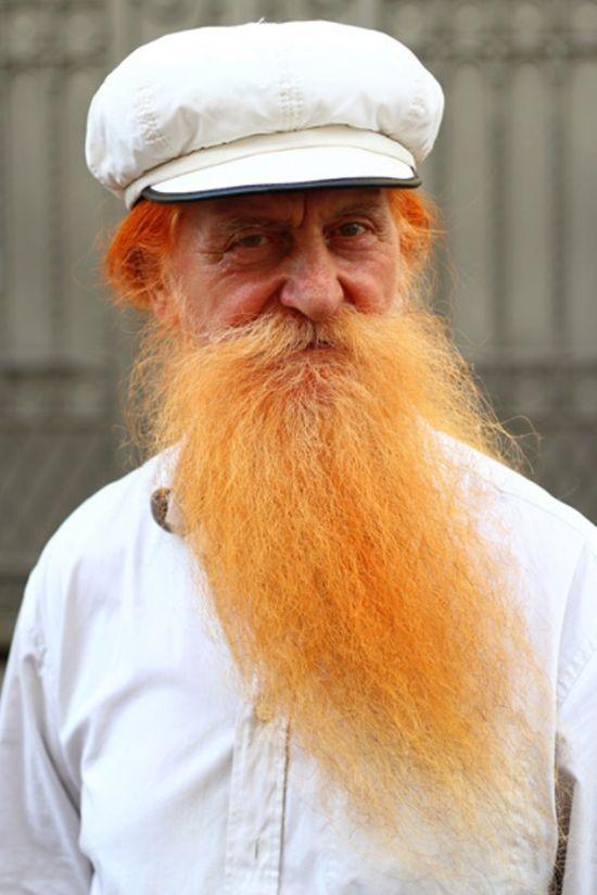 Стильные российские пенсионеры (22 фото)