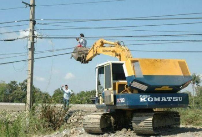 Безопасность превыше всего. Часть 4 (54 фото)