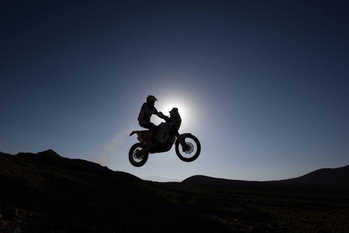 "Фотоотчет с гонки ""Дакар-2014"". Часть 2 (37 фото)"
