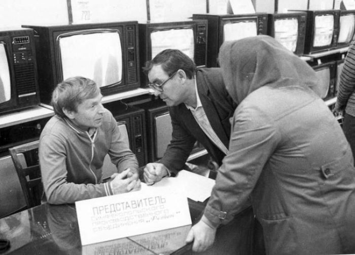 Новинки техники и электроники в СССР (20 фото)