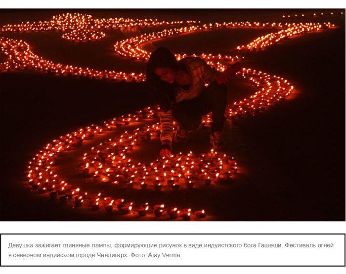 Самые удивительные фестивали в мире (11 фото)