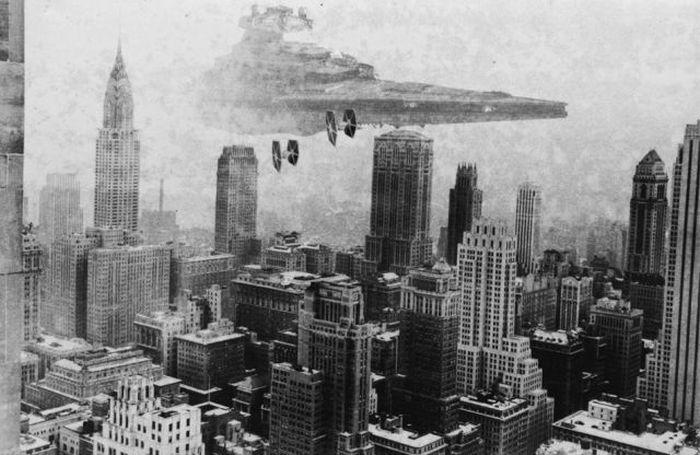 """""""Звездные воины"""" в реальности (24 фото)"""