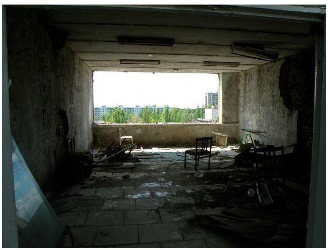 Самые интересные места Чернобыльской зоны отчуждения (36 фото)