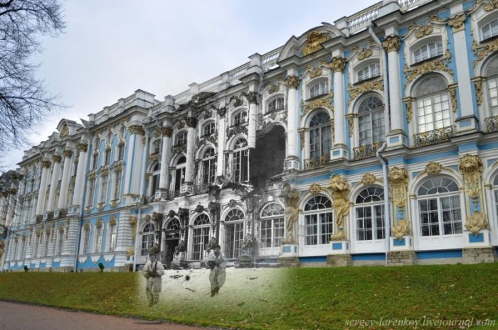 Годовщина блокады Ленинграда (58 фото)