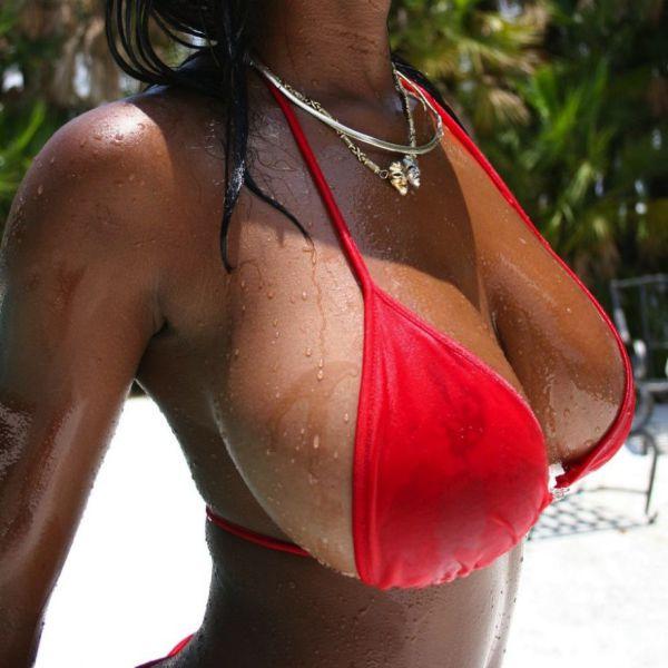женщины большая грудь фото