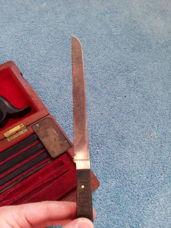 Хирургические инструменты 19 века (9 фото)