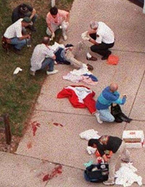 Самые крупные убийства в школах за последние 40 лет (52 фото)