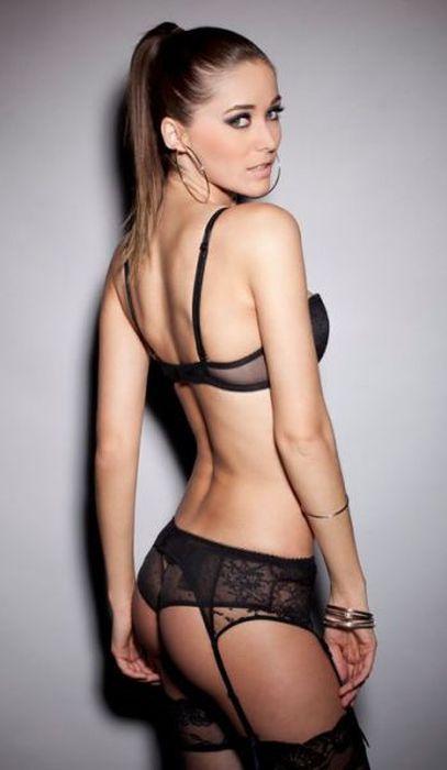 Подборка красивых девушек в сексуальном белье (61 фото)