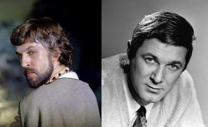 Советские актеры, которых озвучивали другие люди (24 фото)