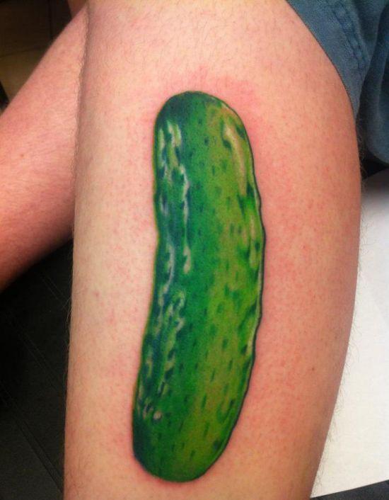 Татуировки. Чисто по-русски (25 фото)