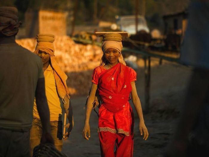 Как используют детский труд в Непале (12 фото)