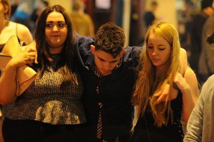 Как проходят каникулы у английских студентов (55 фото)