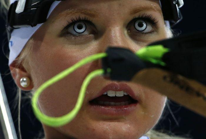 Спортивные фотографии первых дней Олимпиады в Сочи (41 фото)