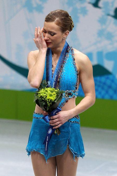 Олимпийские спортсмены, которые борются до конца (6 фото)